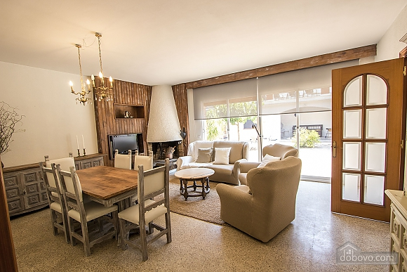 Mountainside Sant Feliu villa for 8 guests 35km from Barcelona, Tre Camere (19207), 020