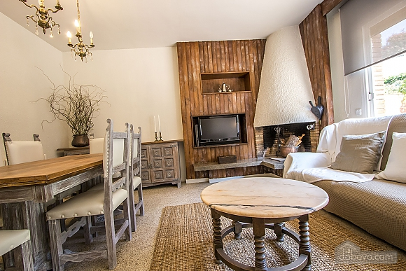 Mountainside Sant Feliu villa for 8 guests 35km from Barcelona, Tre Camere (19207), 023