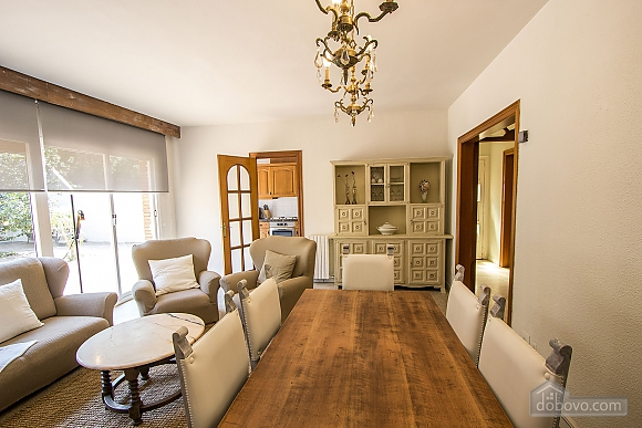 Mountainside Sant Feliu villa for 8 guests 35km from Barcelona, Tre Camere (19207), 025