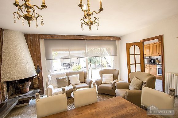 Mountainside Sant Feliu villa for 8 guests 35km from Barcelona, Tre Camere (19207), 026