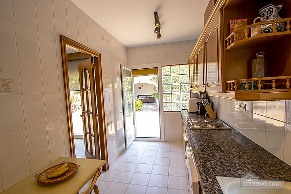 Mountainside Sant Feliu villa for 8 guests 35km from Barcelona, Tre Camere (19207), 043