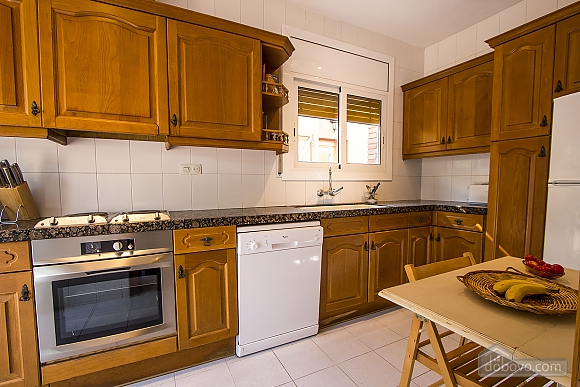 Mountainside Sant Feliu villa for 8 guests 35km from Barcelona, Tre Camere (19207), 044