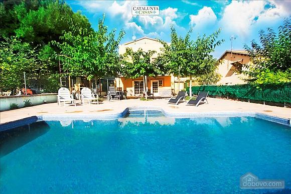 Relaxing Mas Borras villa in Costa Dorada only 5 minutes to the beach, Three Bedroom (69688), 001