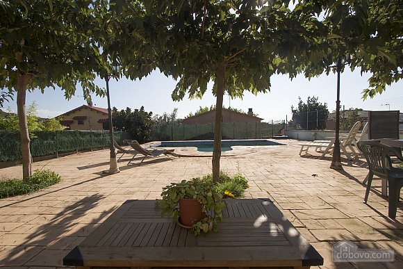 Relaxing Mas Borras villa in Costa Dorada only 5 minutes to the beach, Three Bedroom (69688), 004