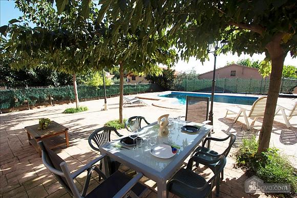Relaxing Mas Borras villa in Costa Dorada only 5 minutes to the beach, Three Bedroom (69688), 005