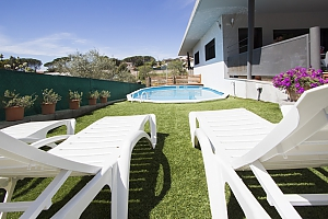 Lovely villa in the resort of Les Comes only 15 min from Costa Brava beaches, Fünfzimmerwohnung, 003