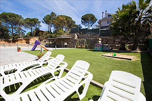 Lovely villa in the resort of Les Comes only 15 min from Costa Brava beaches, Fünfzimmerwohnung, 004