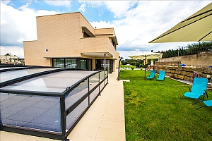 Spectacular villa in Riudellots just 10 km from Girona, Four Bedroom, 003