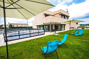 Spectacular villa in Riudellots just 10 km from Girona, Four Bedroom, 004