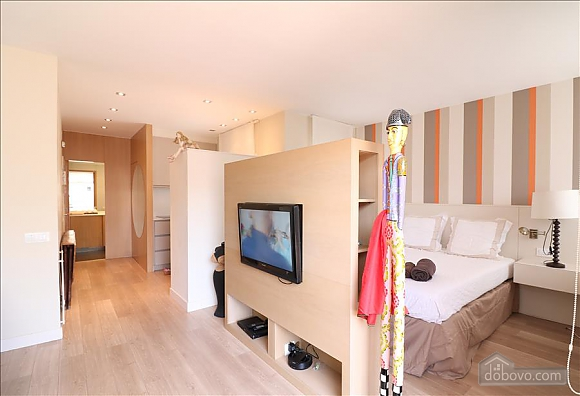 El Ejecutivo - Bright Studio with big terrace (Eixample), Studio (41077), 008