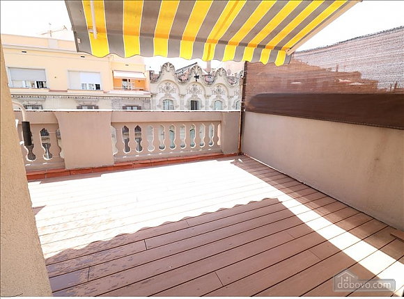 El Ejecutivo - Bright Studio with big terrace (Eixample), Studio (41077), 009