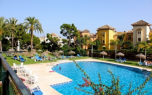 Marbella Apartment 3 minutes to Nikki beach, One Bedroom, 003