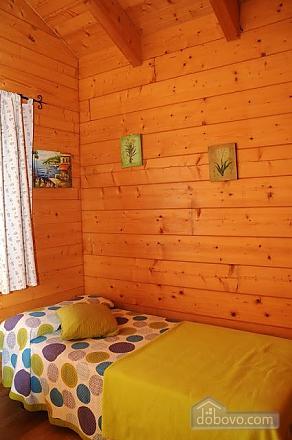 Charming family friendly log cabin near the beach, Deux chambres (50332), 004