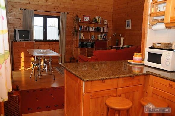 Charming family friendly log cabin near the beach, Deux chambres (50332), 005