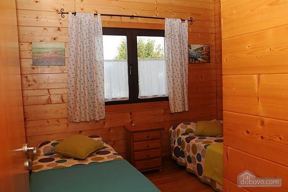 Charming family friendly log cabin near the beach, Deux chambres (50332), 006