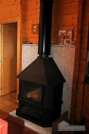 Charming family friendly log cabin near the beach, Deux chambres (50332), 011