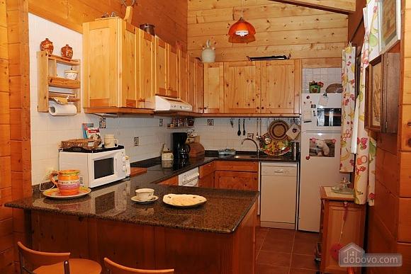 Charming family friendly log cabin near the beach, Deux chambres (50332), 012