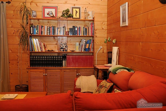 Charming family friendly log cabin near the beach, Deux chambres (50332), 013