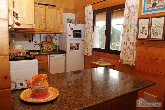 Charming family friendly log cabin near the beach, Deux chambres (50332), 015