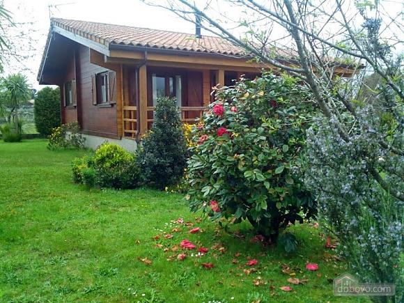 Charming family friendly log cabin near the beach, Deux chambres (50332), 023