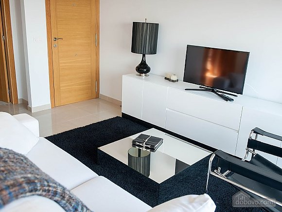 Luxurious brand new apartment with swimming pool on Isla de Arousa, Deux chambres (73584), 005