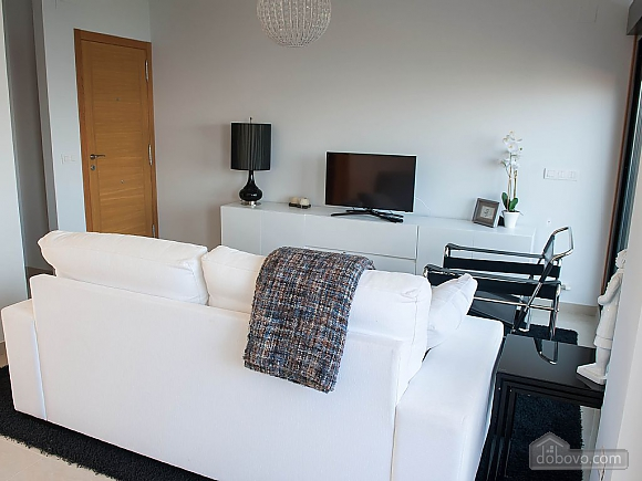 Luxurious brand new apartment with swimming pool on Isla de Arousa, Deux chambres (73584), 006