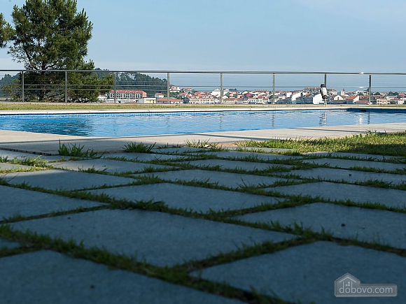 Luxurious brand new apartment with swimming pool on Isla de Arousa, Deux chambres (73584), 010