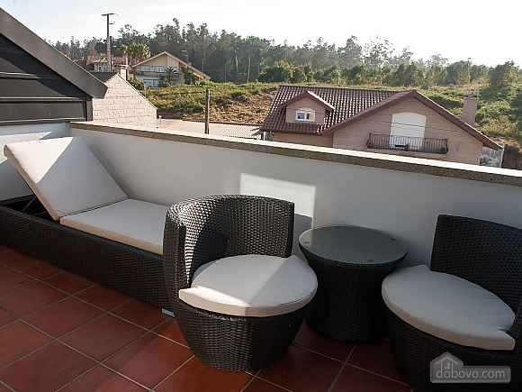 Luxurious brand new apartment with swimming pool on Isla de Arousa, Deux chambres (73584), 015