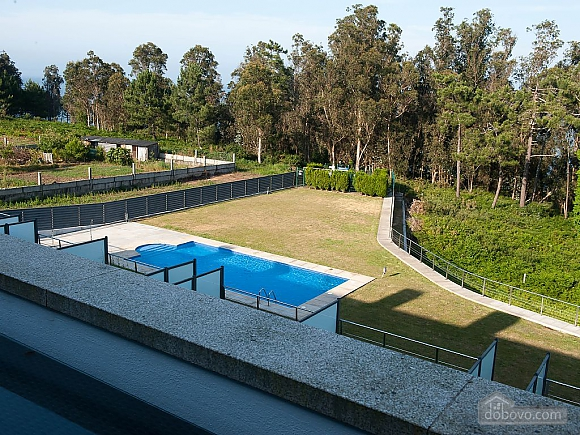Luxurious brand new apartment with swimming pool on Isla de Arousa, Deux chambres (73584), 023