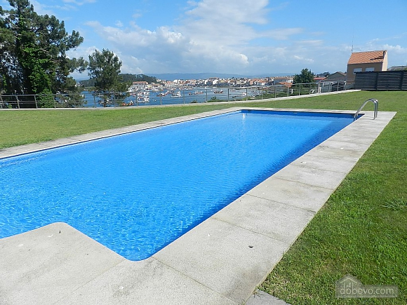 Luxurious brand new apartment with swimming pool on Isla de Arousa, Deux chambres (73584), 025