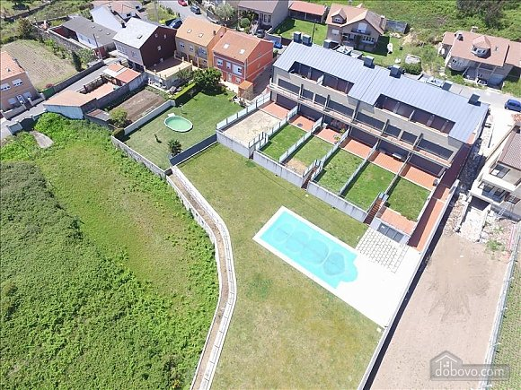 Luxurious brand new apartment with swimming pool on Isla de Arousa, Deux chambres (73584), 027