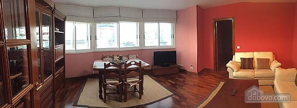 Затишна квартира в тихому місці недалеко від Корунья, 4-кімнатна (75434), 002