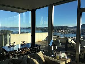 Абсолютно нова розкішна вілла з приголомшливим видом на море в районі 26 пляжів, 5-кімнатна, 002