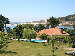 Cozy beachfront villa with swimming pool and lovely views, Quattro Camere, 001