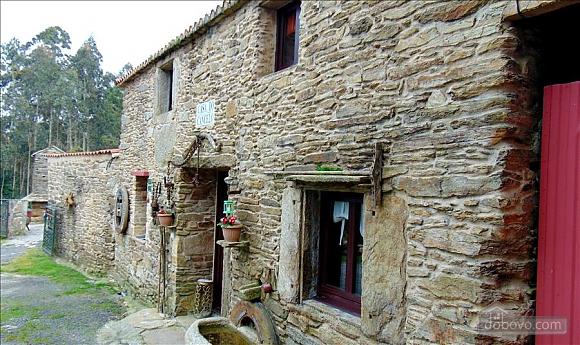 Picturesque stone house in countryside close to Costa da Morte, Three Bedroom (27495), 022