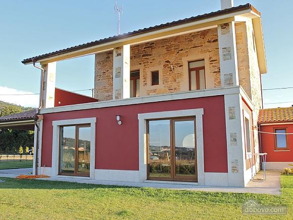 Beautiful stone cottage close to beach on Costa da Morte, Cinque Camere (68763), 001