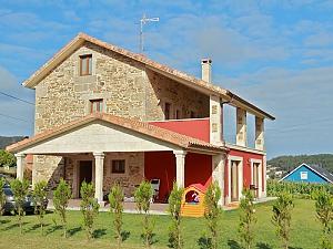 Beautiful stone cottage close to beach on Costa da Morte, Sechszimmerwohnung, 002