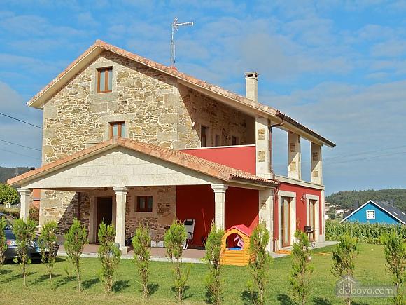 Beautiful stone cottage close to beach on Costa da Morte, Cinque Camere (68763), 002