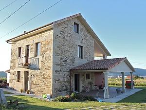 Beautiful stone cottage close to beach on Costa da Morte, Sechszimmerwohnung, 003