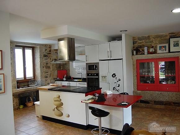 Beautiful stone cottage close to beach on Costa da Morte, Cinque Camere (68763), 012