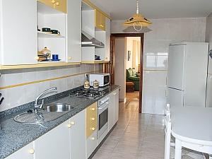 Lovely beachfront duplex on Isla de Arousa, Quatre chambres, 003