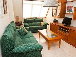 Lovely beachfront duplex on Isla de Arousa, Quatre chambres, 004