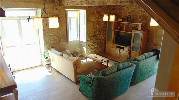 Lovely stone house just 700m from the beach, Cinq chambres (20814), 006