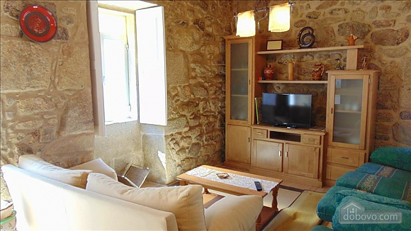 Lovely stone house just 700m from the beach, Cinq chambres (20814), 019