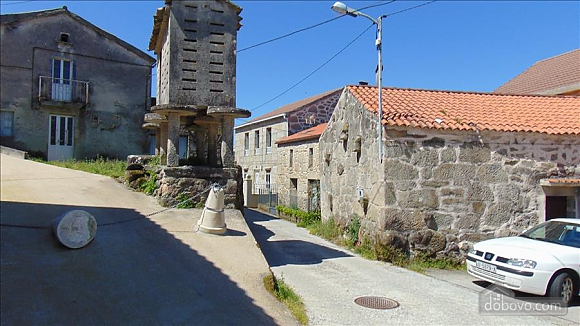 Lovely stone house just 700m from the beach, Cinq chambres (20814), 020