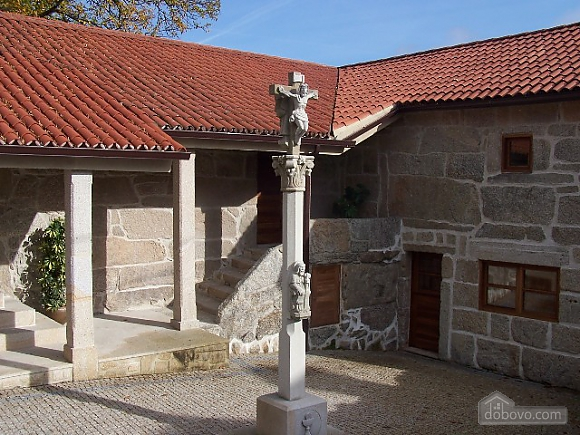 Lovely stone villa with swimming pool on Rias Baixas, Fünfzimmerwohnung (42404), 001