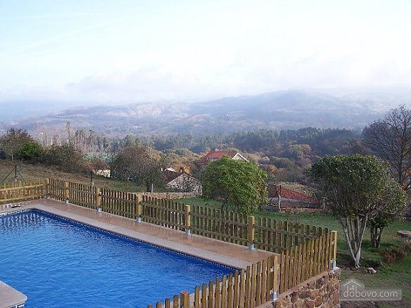 Lovely stone villa with swimming pool on Rias Baixas, Four Bedroom (42404), 002