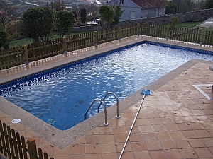 Lovely stone villa with swimming pool on Rias Baixas, Four Bedroom, 003