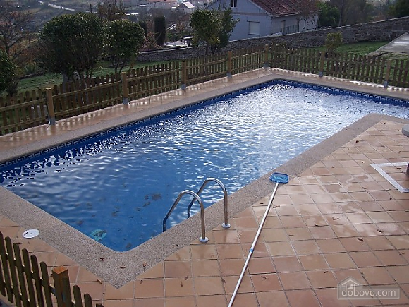 Lovely stone villa with swimming pool on Rias Baixas, Four Bedroom (42404), 003