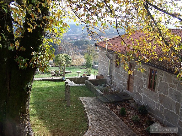 Lovely stone villa with swimming pool on Rias Baixas, Four Bedroom (42404), 016